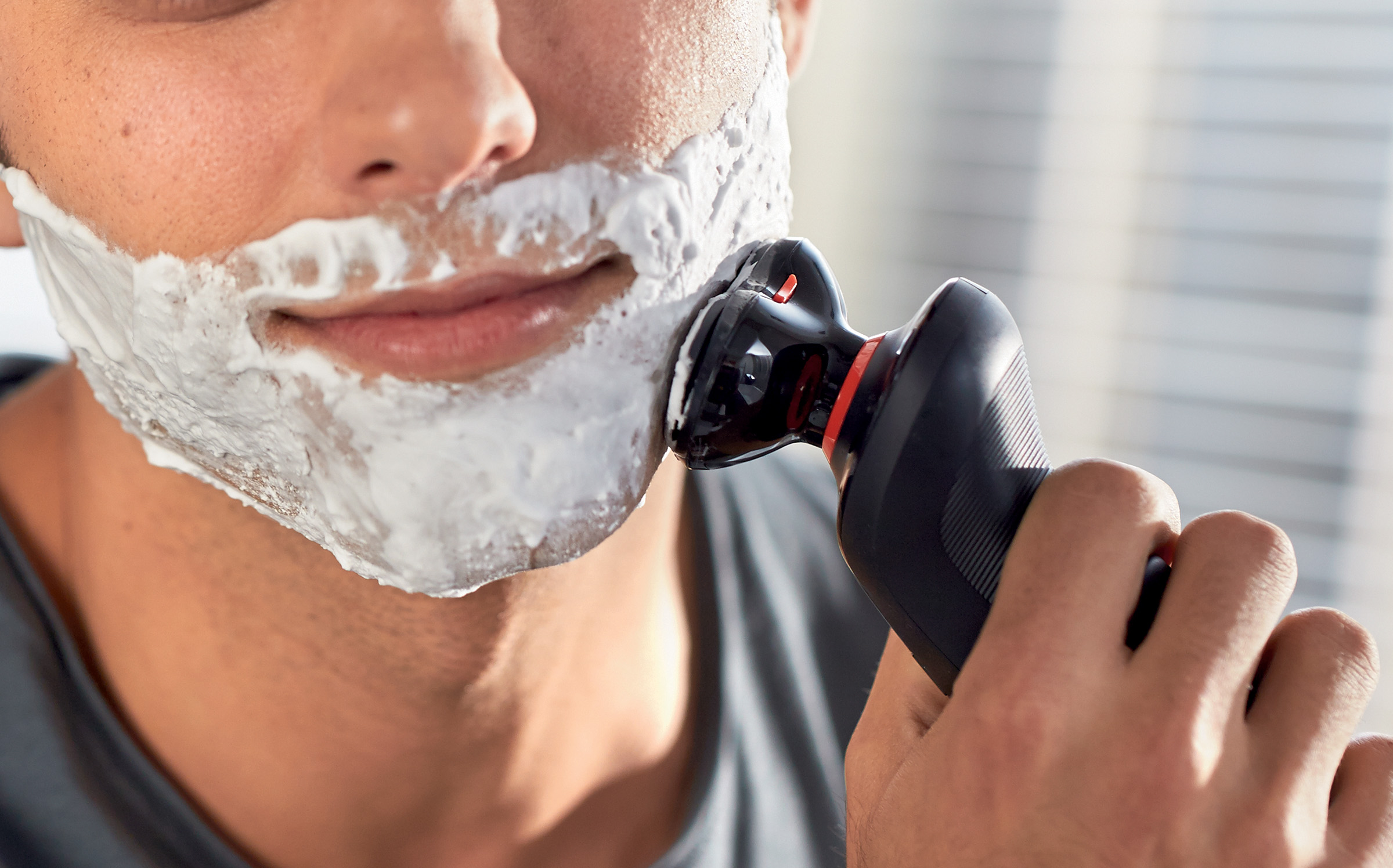 philips click and style mens electric shaver beard trimmer cordless s720 17 ebay. Black Bedroom Furniture Sets. Home Design Ideas