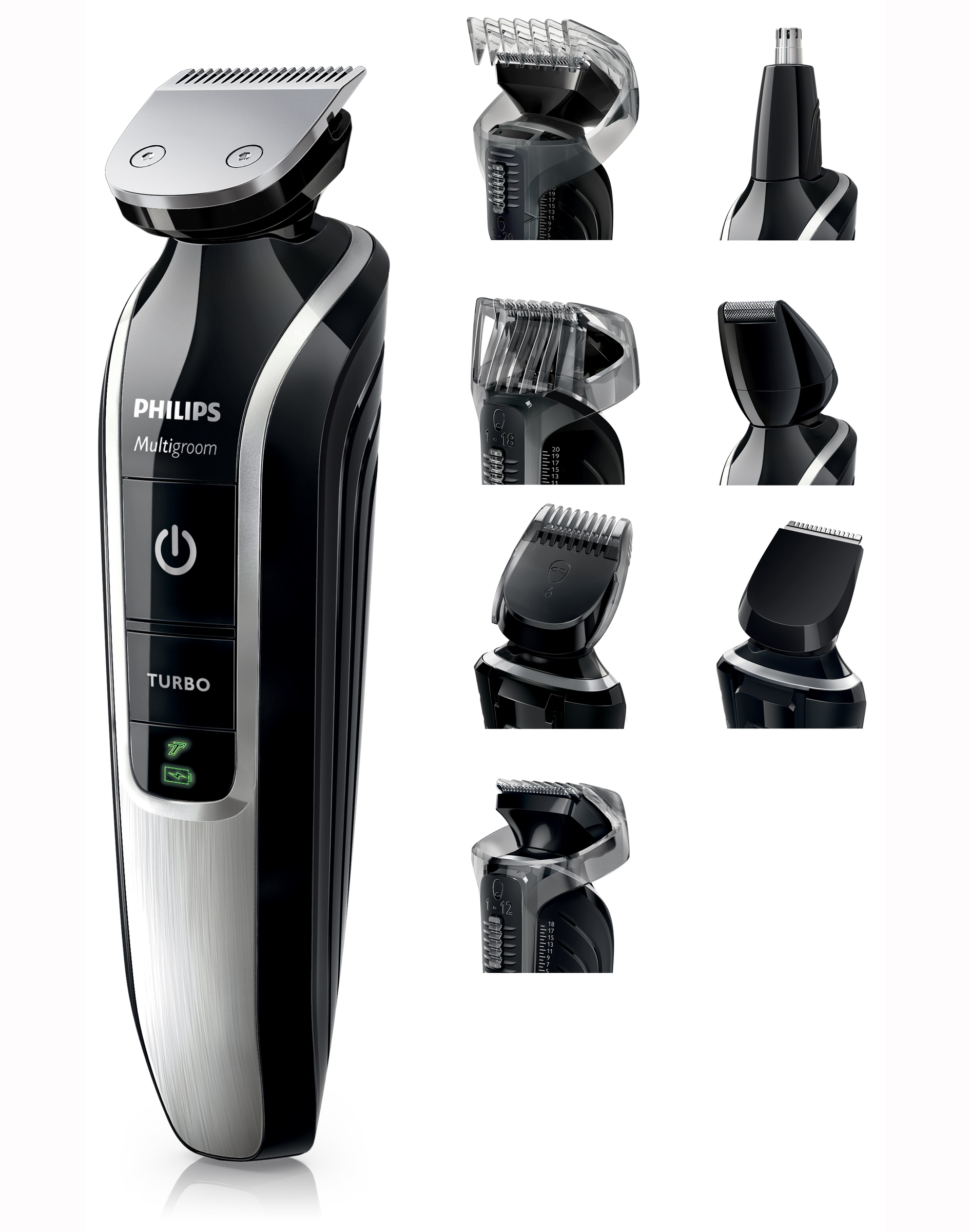 philips multigroom series 5000 8 in 1 head to toe trimmer. Black Bedroom Furniture Sets. Home Design Ideas